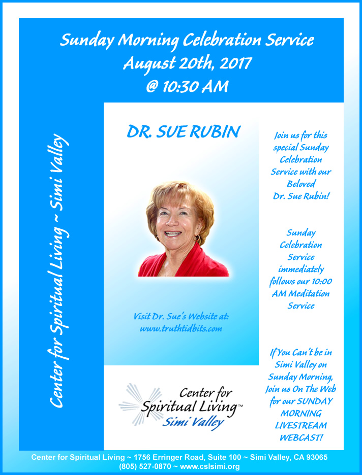 Dr. Sue Rubin at CSL Simi Valley
