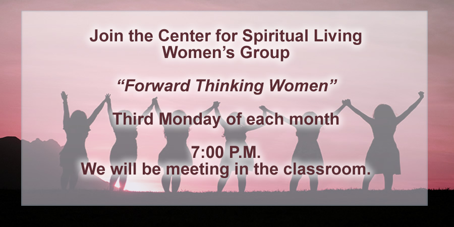 Forward Thinking Women's Group