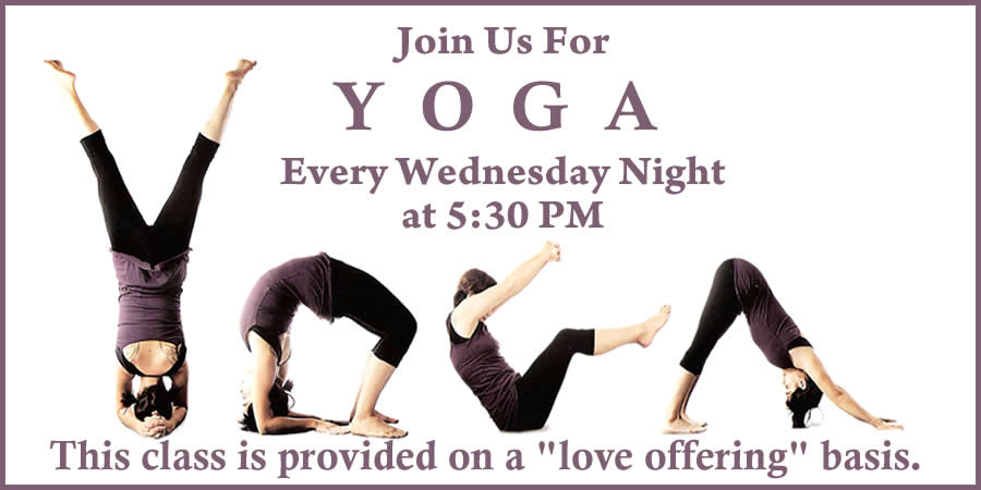 Yoga at CSL Simi Valley